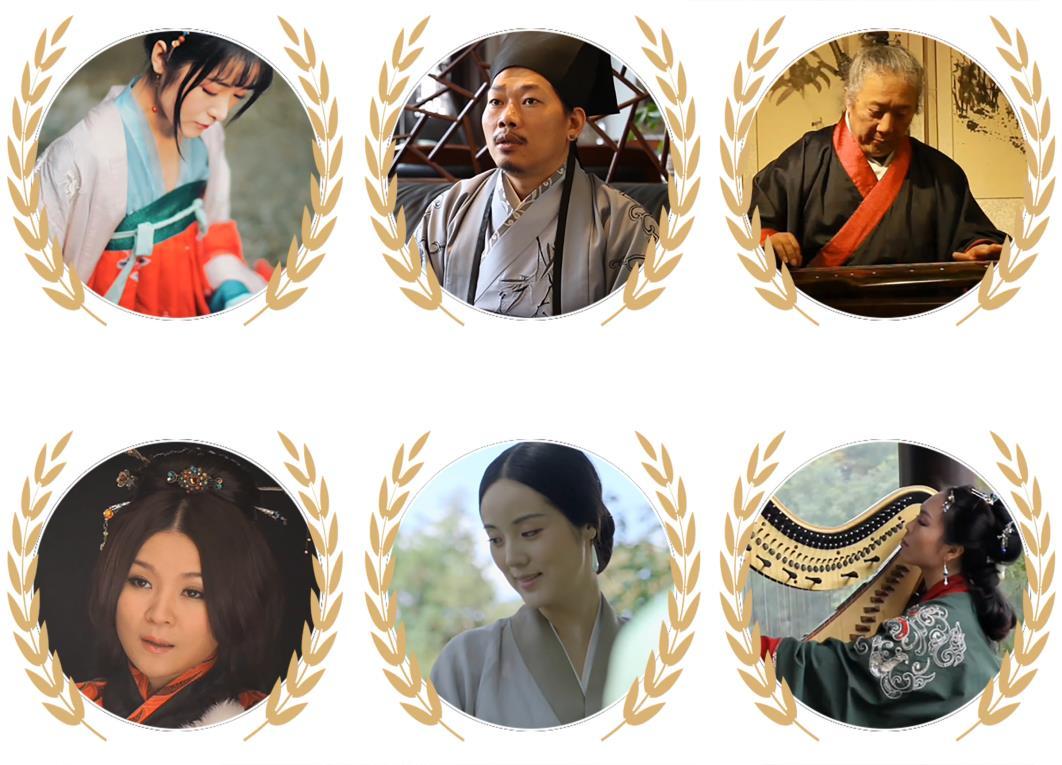 Hanfu Gala participants